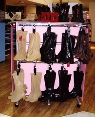 Bag-Hat-Shoe Rack