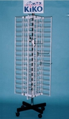 Wire Slat Rack