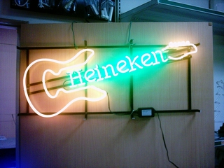 Hanging Neon Signs